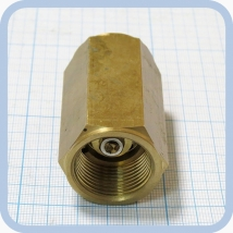 Клапан обратный GD-ALL 12/0020