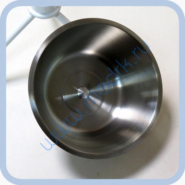 Плевательница металлическая со стойкой УС-01  Вид 3