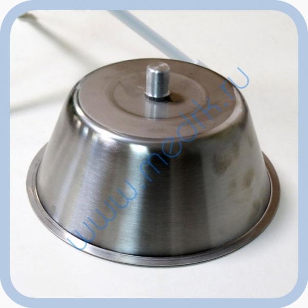 Плевательница металлическая со стойкой УС-01  Вид 4
