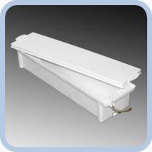 Емкость-контейнер полимерный для дезинфекции и предстерилизационной обработки медицинских изделий ЕДПО-10Д-01