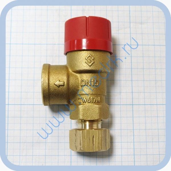 Клапан предохранительный ЦТ 266.000-15 для стерилизаторов  Вид 1