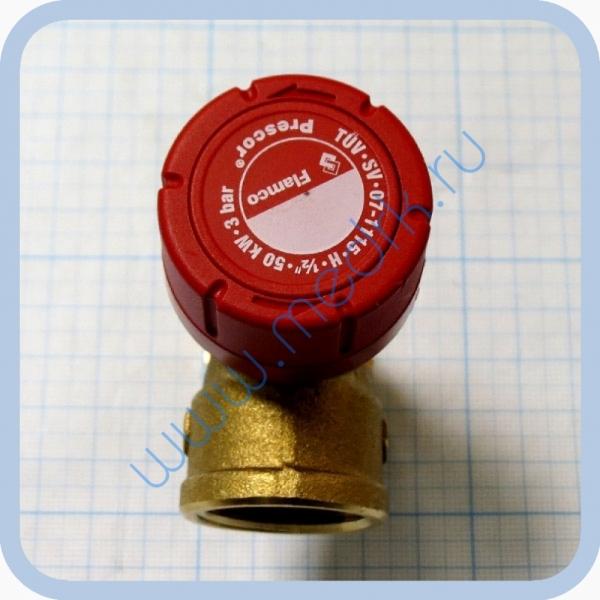 Клапан предохранительный ЦТ 266.000-15 для стерилизаторов  Вид 3