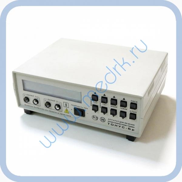 Аппарат Тонус-Бр для терапии диадинамическими токами    Вид 2