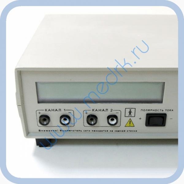 Аппарат Тонус-Бр для терапии диадинамическими токами    Вид 3