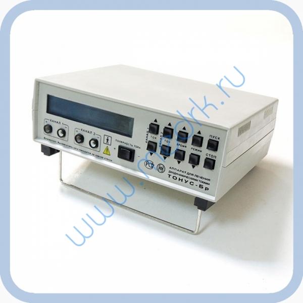 Аппарат Тонус-Бр для терапии диадинамическими токами    Вид 5