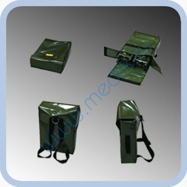 Носилки продольно и поперечно складные НППС-ММ 0408