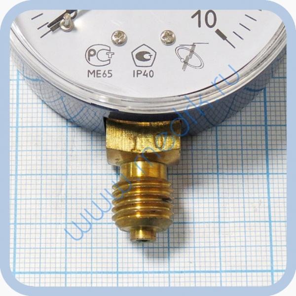 Манометр МП2-УФ х10 (У2) кислород  Вид 3
