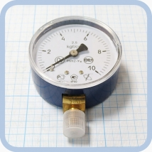 Манометр МП2-УФ х10 (У2) кислород