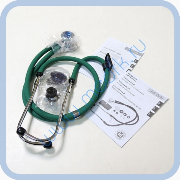 Стетоскоп медицинский типа Раппопорта LD Special 56 см  Вид 2