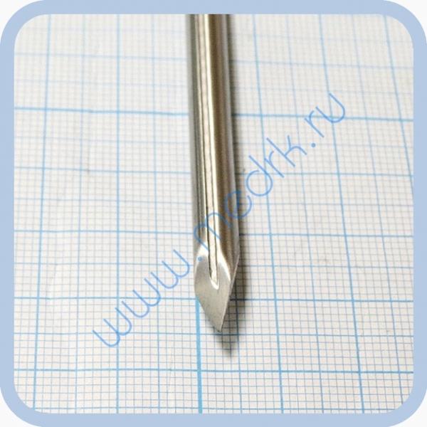Троакар полостной, 6 мм J-14-006 (Surgicon)  Вид 10