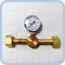 Устройство заправочное кислородное (25 МПа)