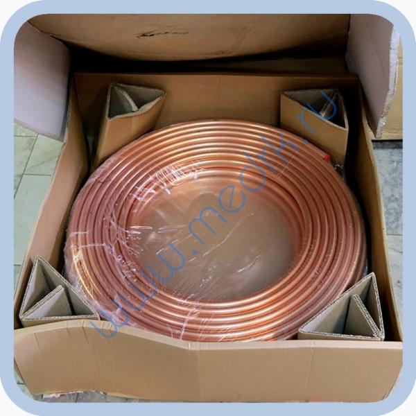 Трубка медная 12х1 мм, М1, мягкая  Вид 1