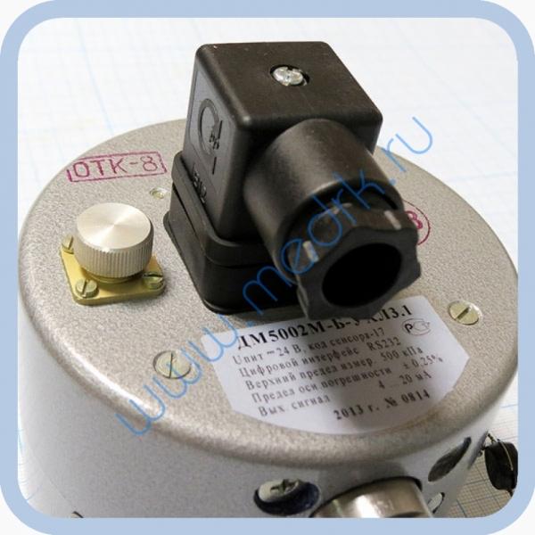 Манометр цифровой ДМ5002М-Б  Вид 4