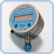 Манометр цифровой ДМ5002М-Б