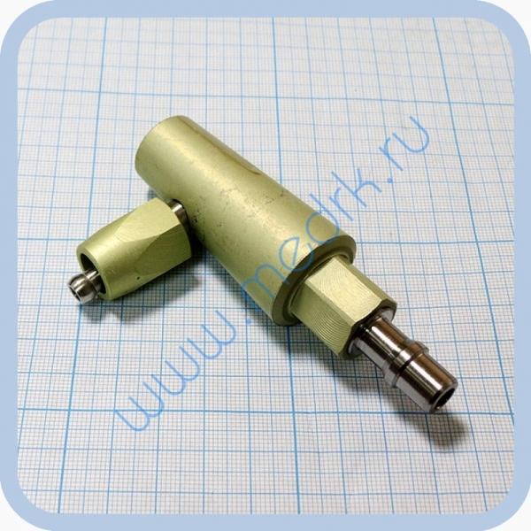 Штекер газовый на углекислоту (стандарт DIN)  Вид 1