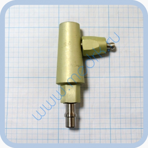 Штекер газовый на углекислоту (стандарт DIN)  Вид 3