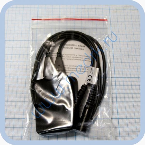 Электрод 4х6 см для аппаратов электроультразвуковой терапии  Вид 1
