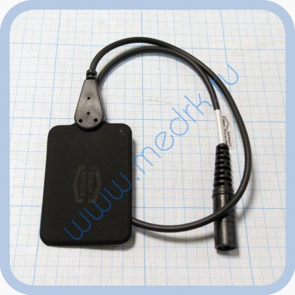 Электрод 4х6 см для аппаратов электроультразвуковой терапии  Вид 3