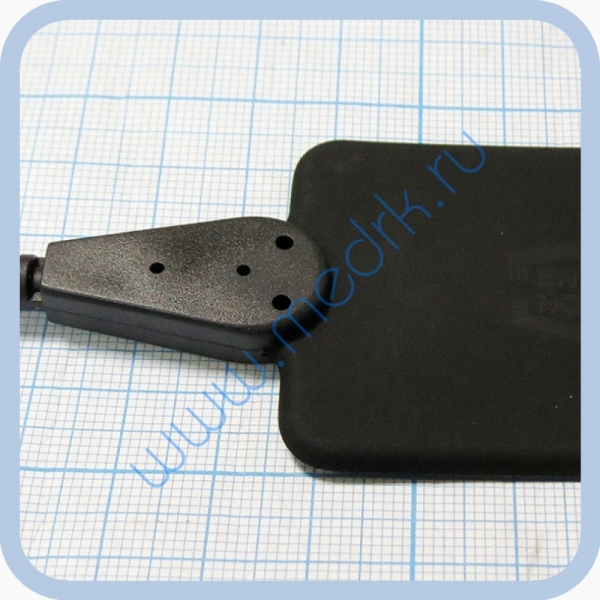 Электрод 4х6 см для аппаратов электроультразвуковой терапии  Вид 4