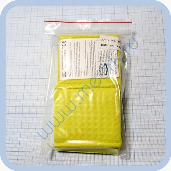 Прокладки для электродов (4х6см) для аппаратов электроультразвуковой терапии
