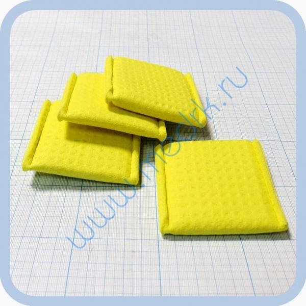 Прокладки для электродов (4х6см) для аппаратов электроультразвуковой терапии  Вид 2