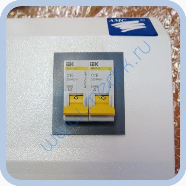 Консоль для подвода медицинских газов и электропитания КПМ-АМС-НР  Вид 10