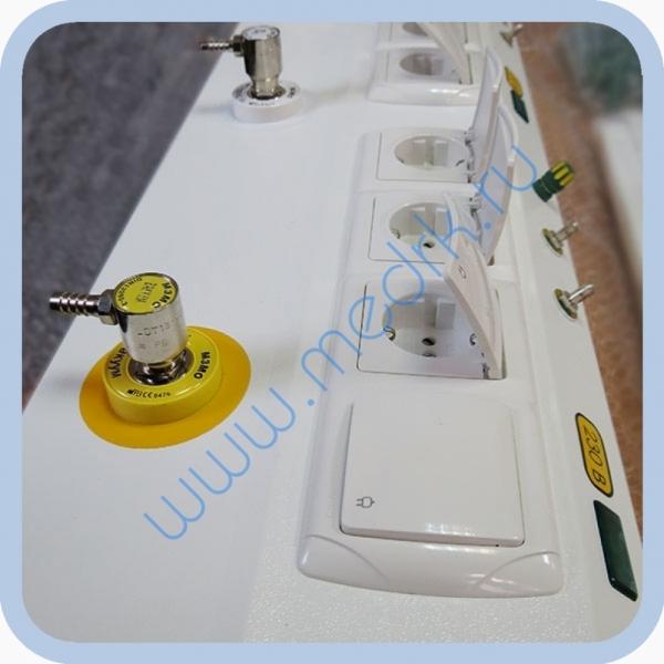 Консоль для подвода медицинских газов и электропитания КПМ-АМС-НР  Вид 11