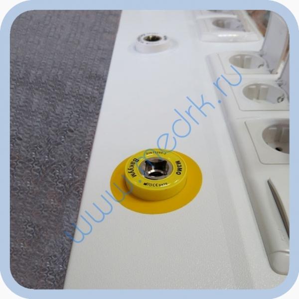 Консоль для подвода медицинских газов и электропитания КПМ-АМС-НР  Вид 12