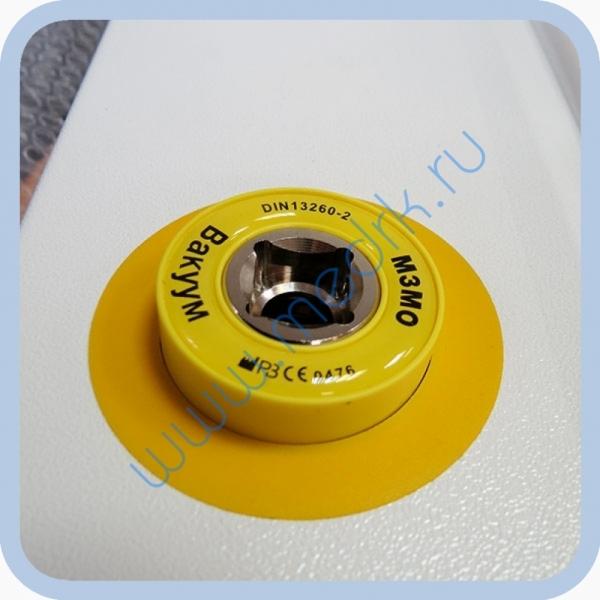 Консоль для подвода медицинских газов и электропитания КПМ-АМС-НР  Вид 13