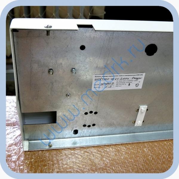Консоль для подвода медицинских газов и электропитания КПМ-АМС-НР  Вид 16