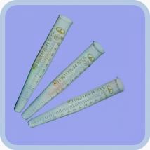 Пробирки конические центрифужные мерные (градуированные)