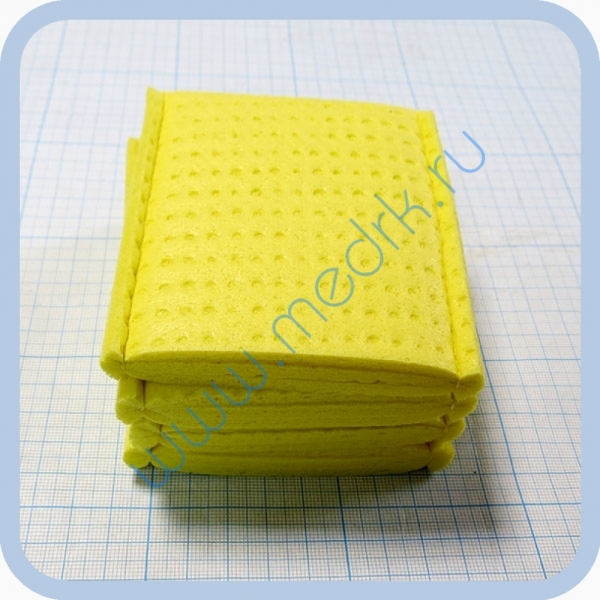 Прокладки для электродов (6х8см) для аппаратов электроультразвуковой терапии  Вид 1