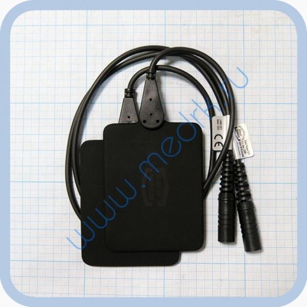 Электрод 6х8 см для аппаратов электроультразвуковой терапии  Вид 1