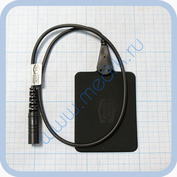 Электрод 6х8 см для аппаратов электроультразвуковой терапии  Вид 4