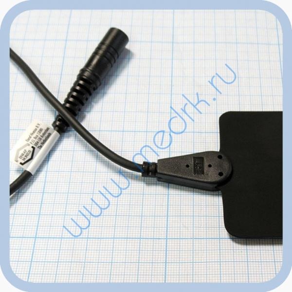 Электрод 6х8 см для аппаратов электроультразвуковой терапии  Вид 6