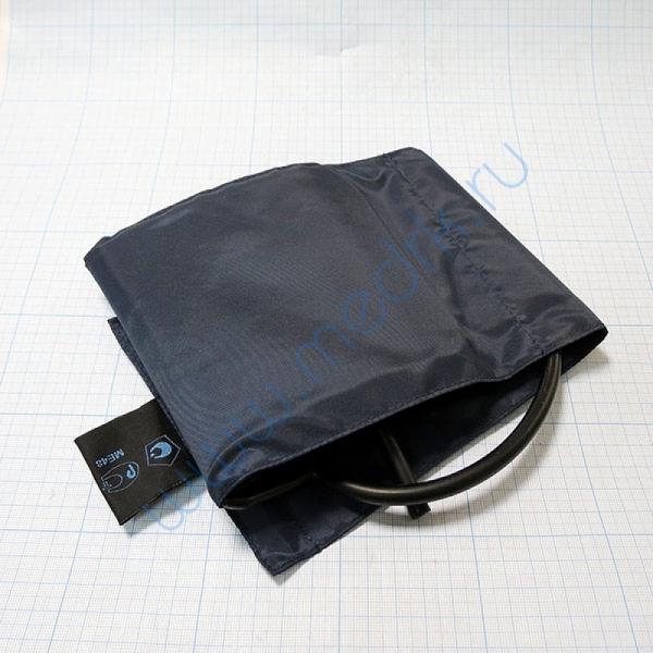 Манжета с камерой для взрослых с одним выводом со скобой (22-38) нейлон  Вид 5