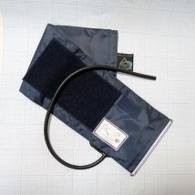 Манжета с камерой для взрослых с одним выводом со скобой (22-38) нейлон