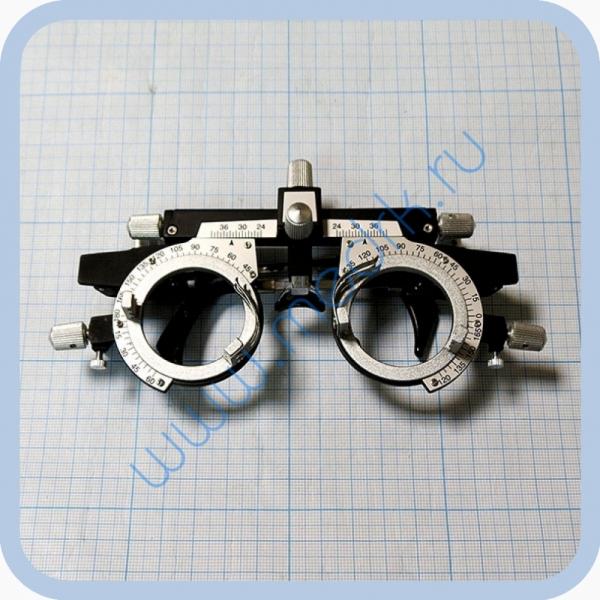 Набор пробных очковых линз малый (158 шт.)  Вид 7