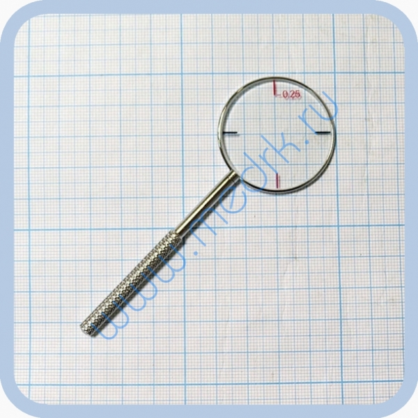 Набор пробных очковых линз малый (158 шт.)  Вид 8