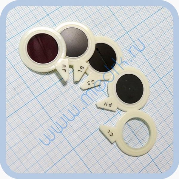 Набор пробных очковых линз малый (158 шт.)  Вид 10