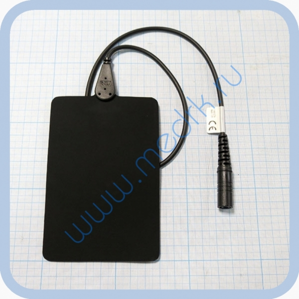 Электрод 8х12 см для аппаратов электроультразвуковой терапии  Вид 3