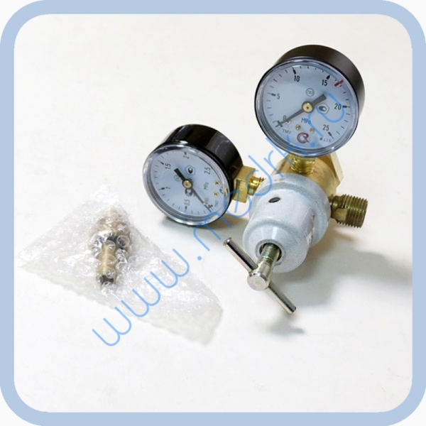 Редуктор для газопламенной обработки АР-30 (аргоновый)  Вид 1