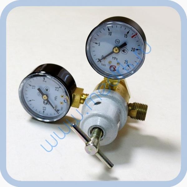Редуктор для газопламенной обработки АР-30 (аргоновый)  Вид 3