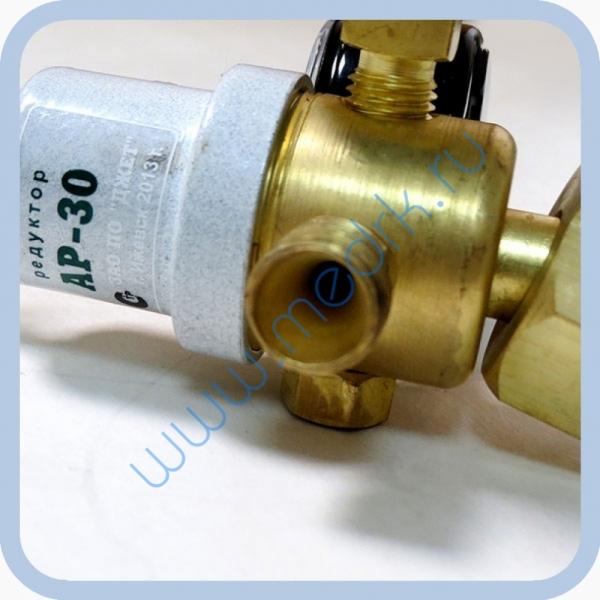 Редуктор для газопламенной обработки АР-30 (аргоновый)  Вид 5