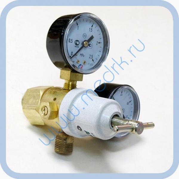 Редуктор для газопламенной обработки АР-30 (аргоновый)  Вид 10