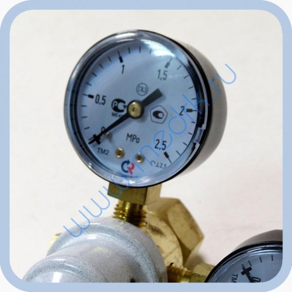 Редуктор для газопламенной обработки АР-30 (аргоновый)  Вид 11