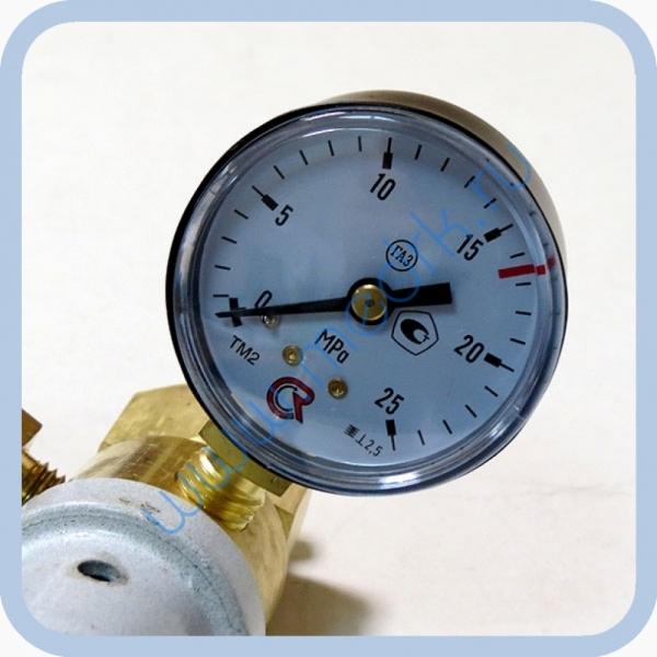Редуктор для газопламенной обработки АР-30 (аргоновый)  Вид 12