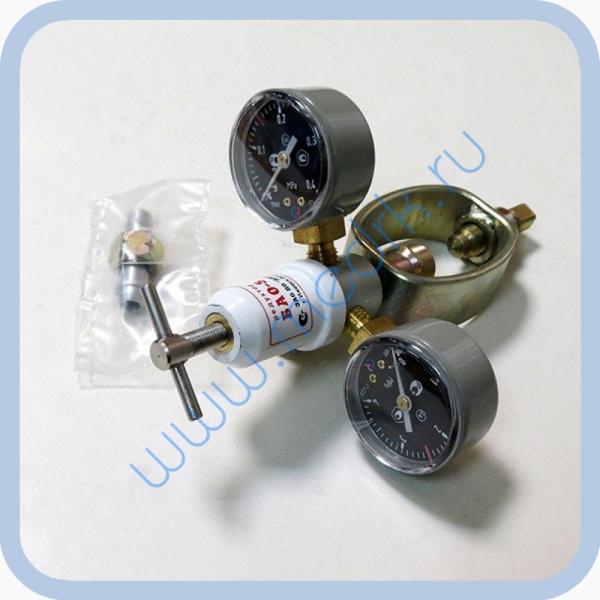 Редуктор для газопламенной обработки БАО-5 (ацетилен)  Вид 1