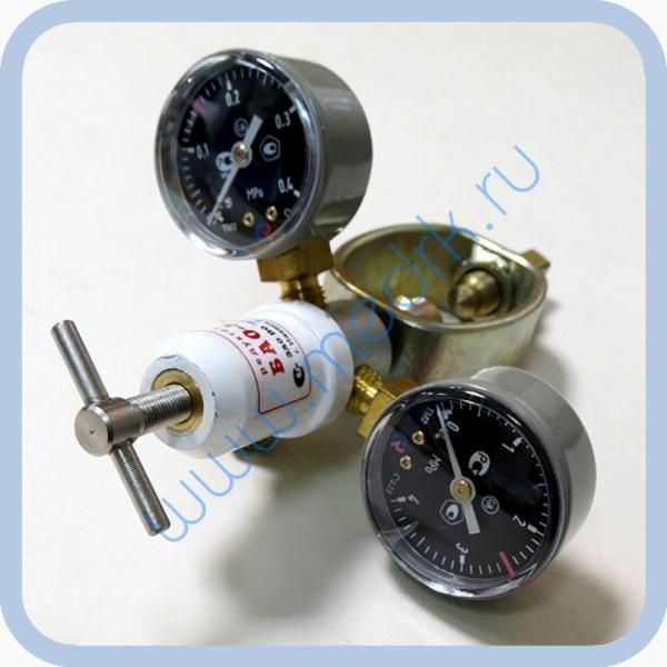 Редуктор для газопламенной обработки БАО-5 (ацетилен)  Вид 3