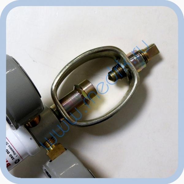 Редуктор для газопламенной обработки БАО-5 (ацетилен)  Вид 4